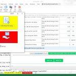 Phần mềm Đấu thầu online tự động điền giá thầu vào webform mạng đấu thầu quốc gia