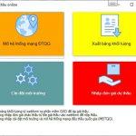 Phần mềm Dự thầu GXD có thêm chức năng Đấu thầu qua mạng